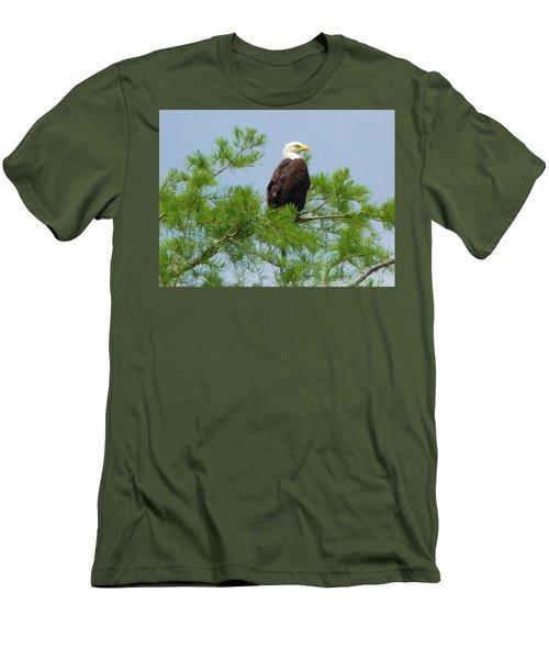 Standing Proud Men's T-Shirt (Athletic Fit)