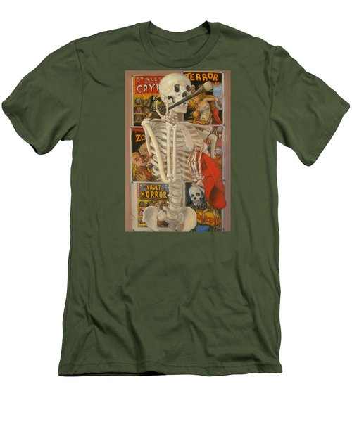 Starving Artist Men's T-Shirt (Slim Fit) by Donelli  DiMaria