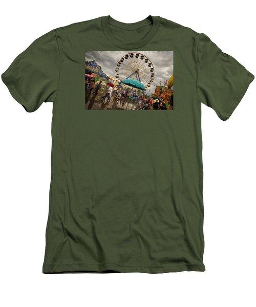 State Fair Of Oklahoma II Men's T-Shirt (Slim Fit)