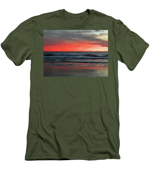 Men's T-Shirt (Slim Fit) featuring the photograph State Of Mind by Everette McMahan jr