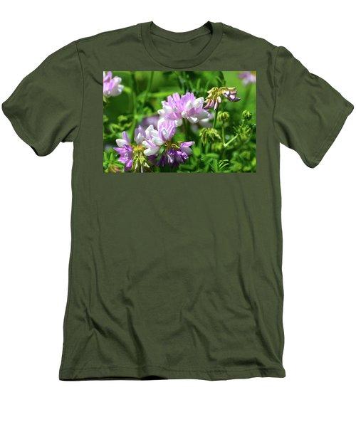 Still Growing  Men's T-Shirt (Athletic Fit)