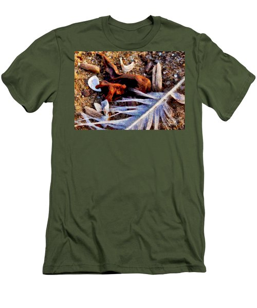 Still Life At Beach 2015 Men's T-Shirt (Athletic Fit)