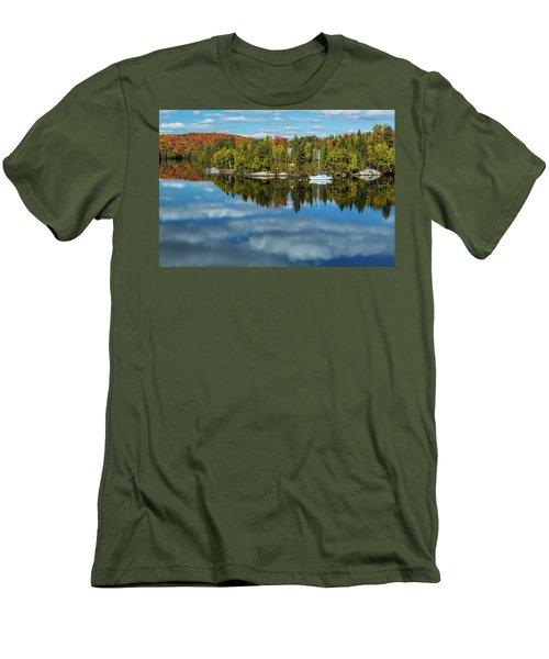 Still Men's T-Shirt (Athletic Fit)