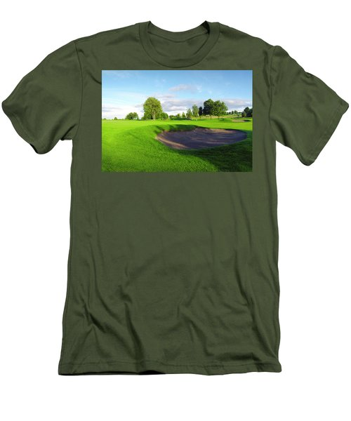 Stirling Golf Club 10th Men's T-Shirt (Athletic Fit)