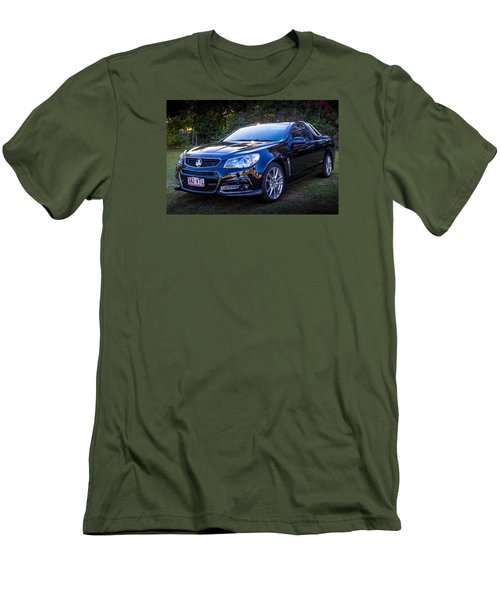 Men's T-Shirt (Slim Fit) featuring the photograph Storm by Keith Hawley