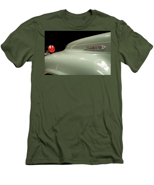Men's T-Shirt (Slim Fit) featuring the photograph Studebaker by Patricia Hofmeester