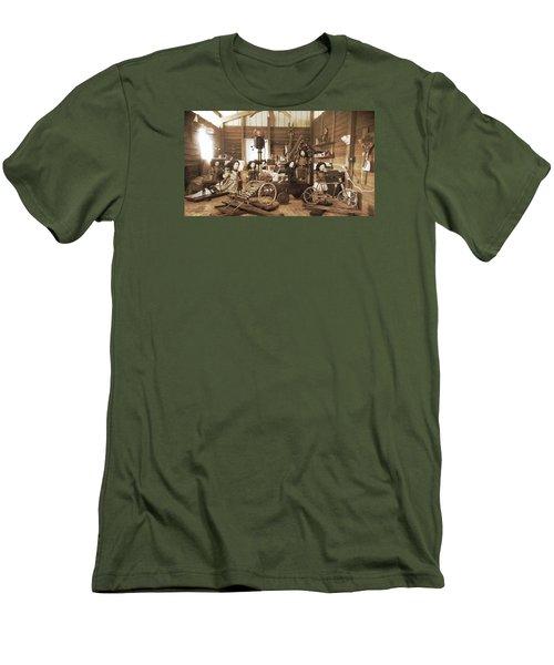 Studio Image Men's T-Shirt (Athletic Fit)