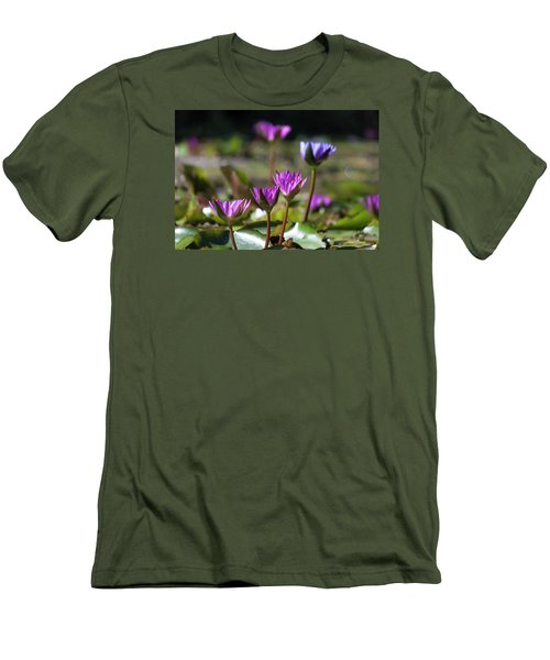 Men's T-Shirt (Slim Fit) featuring the photograph Stuff Of Dreams by Suzanne Gaff