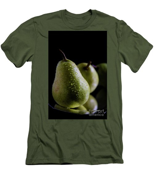 Succulent Pears Men's T-Shirt (Athletic Fit)