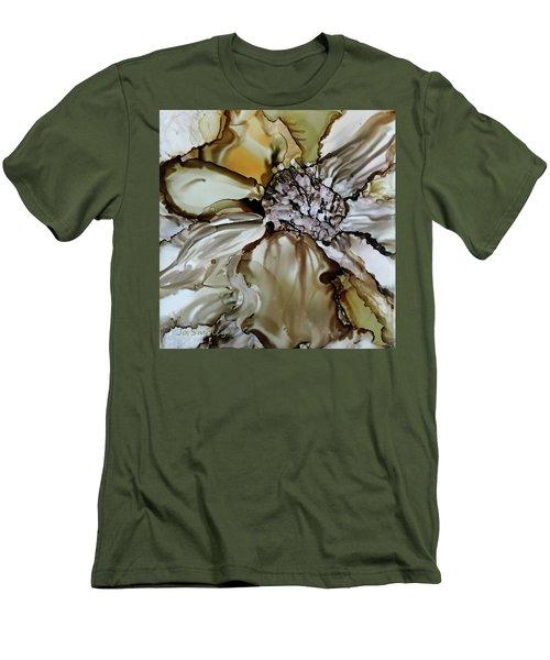 Sultry Petals Men's T-Shirt (Athletic Fit)