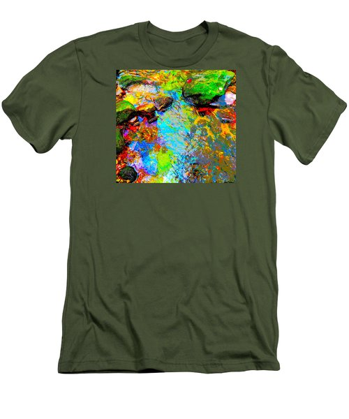 Summer 2015 Mix 3 Men's T-Shirt (Slim Fit) by George Ramos