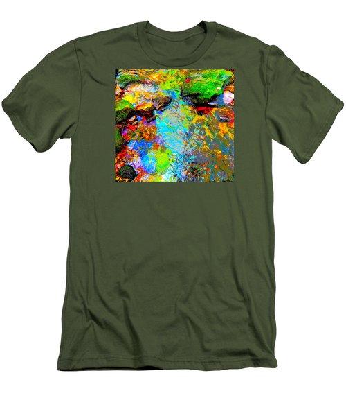 Summer 2015 Mix 3 Men's T-Shirt (Athletic Fit)