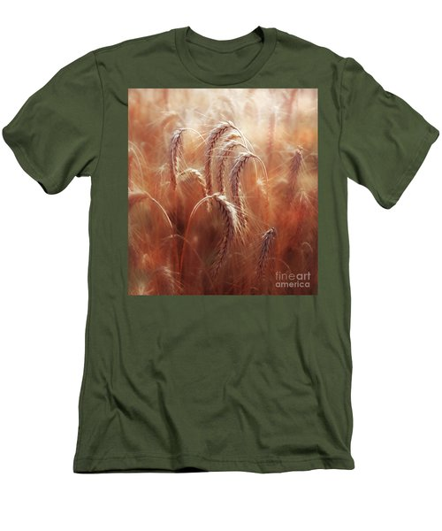 Summer Corn Men's T-Shirt (Athletic Fit)