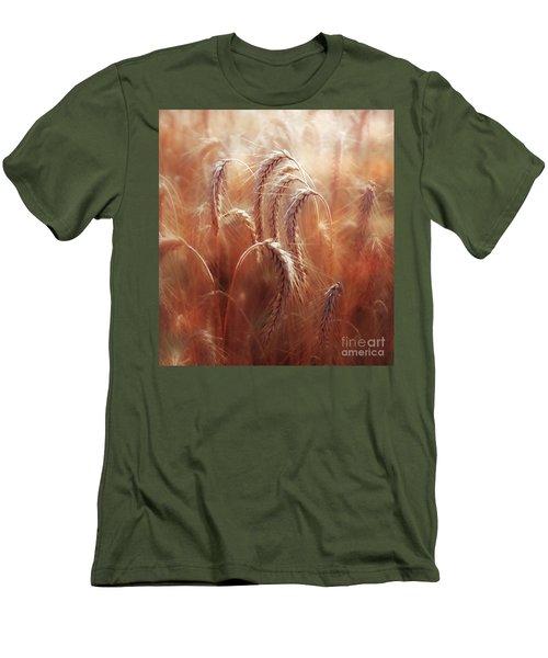 Summer Corn Men's T-Shirt (Athletic Fit)