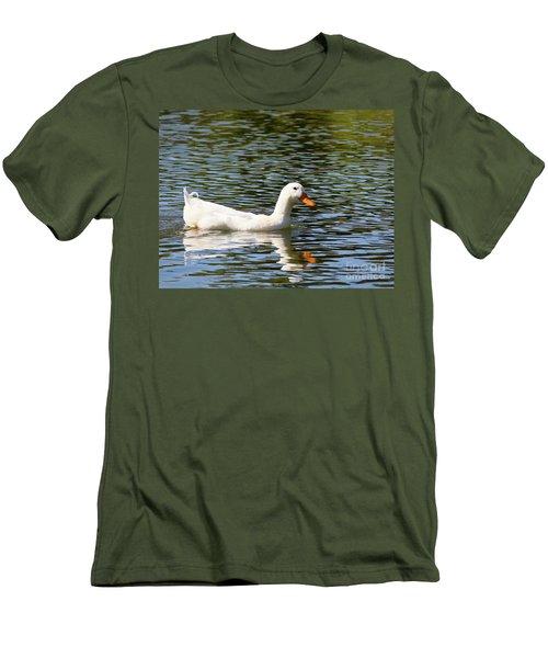 Summer Swim Men's T-Shirt (Athletic Fit)
