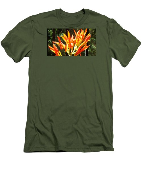 Sun Burst Men's T-Shirt (Slim Fit) by Jake Hartz