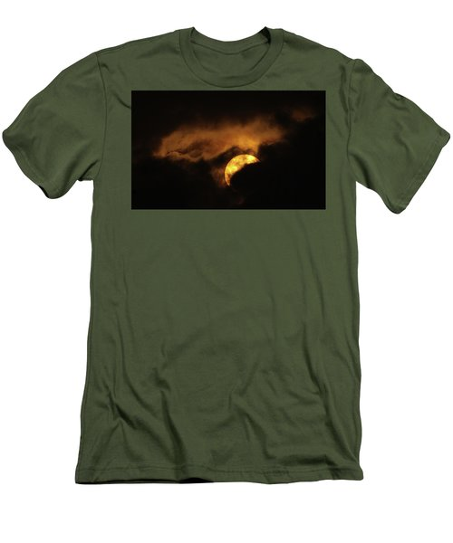 Sunclouds Men's T-Shirt (Athletic Fit)