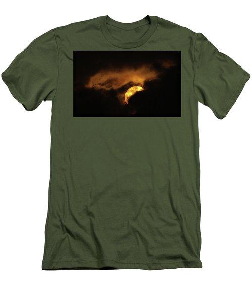 Sunclouds Men's T-Shirt (Athletic Fit)