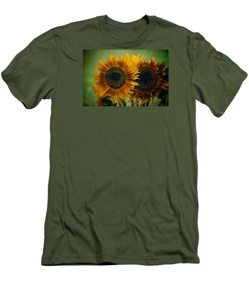 Sunflower 2 Men's T-Shirt (Athletic Fit)