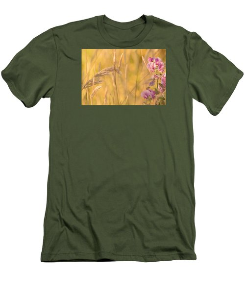 Sunny Garden 2 Men's T-Shirt (Athletic Fit)