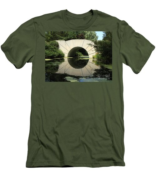 Sunshine Bridge 4 Men's T-Shirt (Athletic Fit)