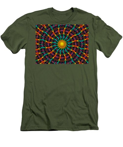 Men's T-Shirt (Slim Fit) featuring the digital art Sunshine Daydream by Robert Orinski