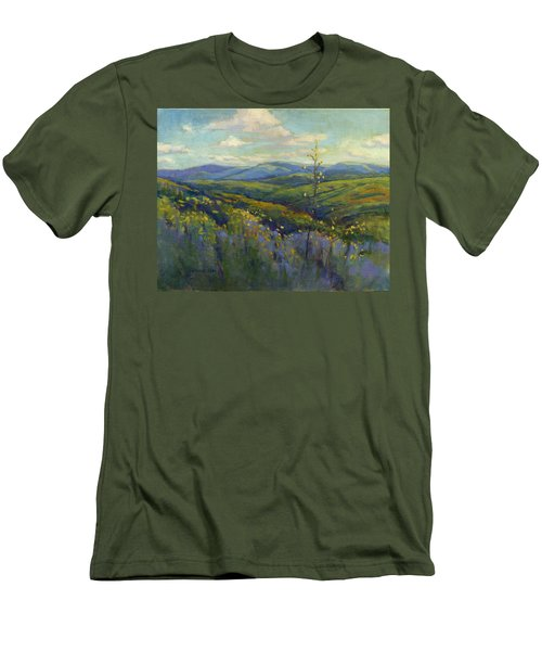 Super Bloom 4 Men's T-Shirt (Athletic Fit)