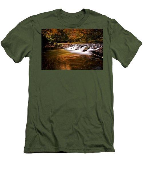 Swirlpool Men's T-Shirt (Athletic Fit)