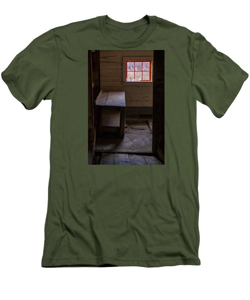 Table And Window Men's T-Shirt (Athletic Fit)