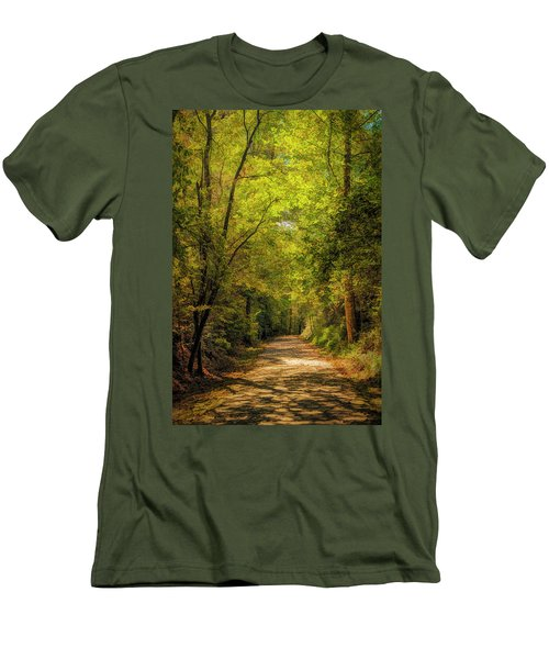 Tallulah Trail Men's T-Shirt (Athletic Fit)