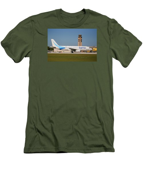 Tame Airline Men's T-Shirt (Athletic Fit)