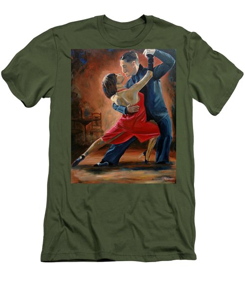 Tango Men's T-Shirt (Athletic Fit)