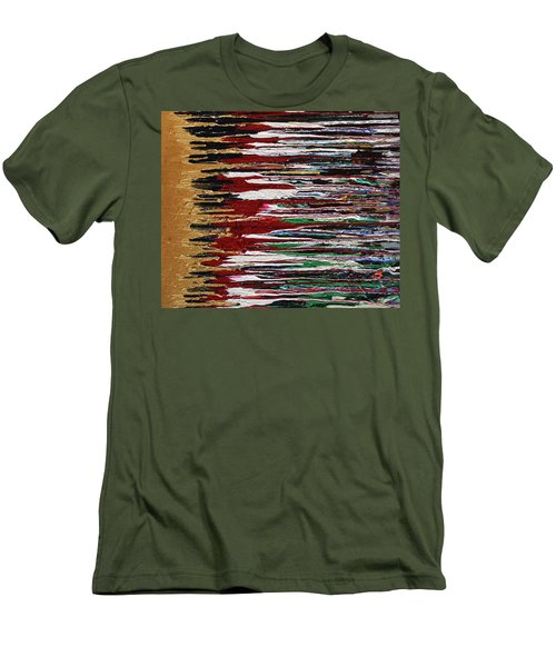 Tears Of The Sun Men's T-Shirt (Slim Fit) by Ralph White
