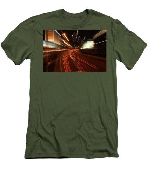 Tel Aviv Doom Men's T-Shirt (Athletic Fit)