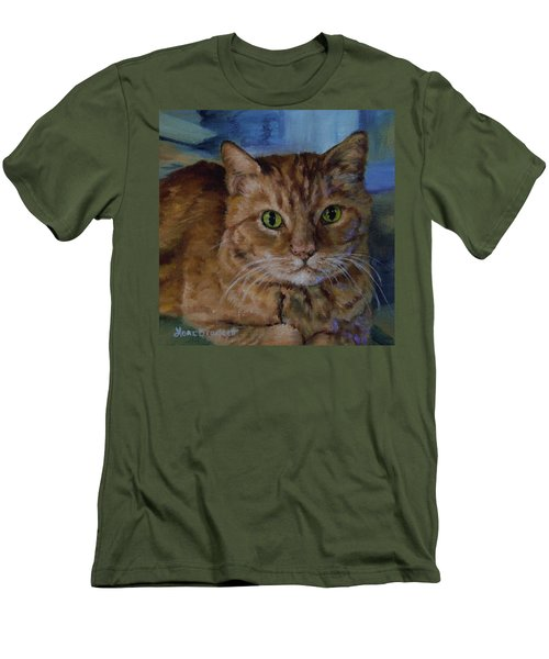 Tela Men's T-Shirt (Athletic Fit)