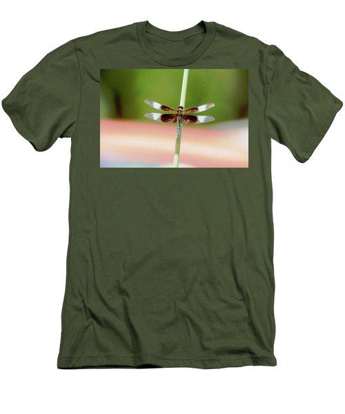 Texas Widow Skimmer - 10 Digitalart Men's T-Shirt (Athletic Fit)