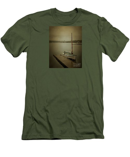 Men's T-Shirt (Slim Fit) featuring the photograph The Admirable by Susan Parish