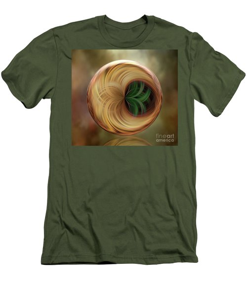 The Altar Orb Men's T-Shirt (Slim Fit) by Judy Wolinsky