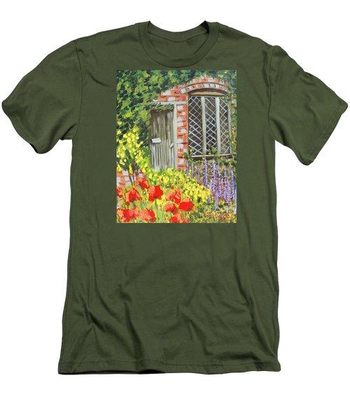 The Artist's Cottage Men's T-Shirt (Athletic Fit)