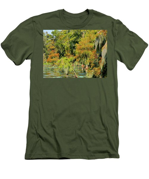 The Autumn Cometh Men's T-Shirt (Athletic Fit)