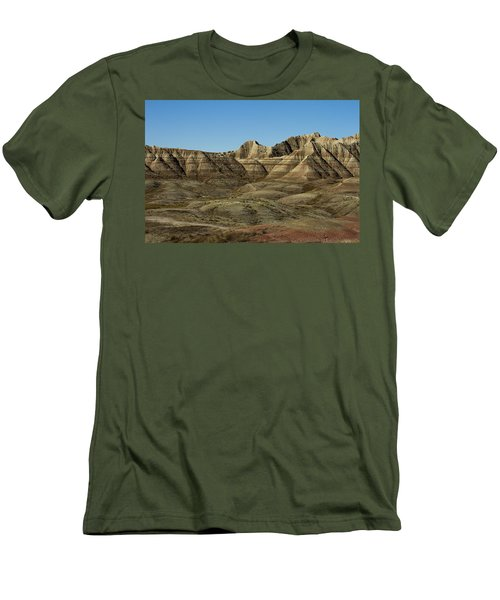 The Bad Lands Men's T-Shirt (Athletic Fit)