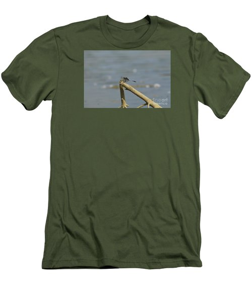 The Beauty Of An Dragonfly Men's T-Shirt (Athletic Fit)