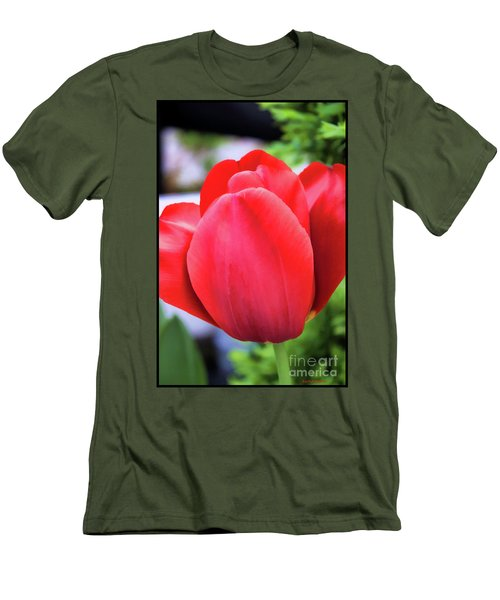 The Tulip Beauty Men's T-Shirt (Athletic Fit)