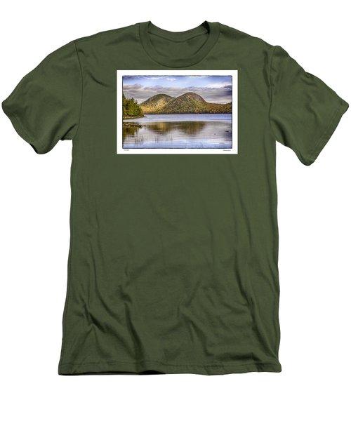 The Bubbles Men's T-Shirt (Athletic Fit)
