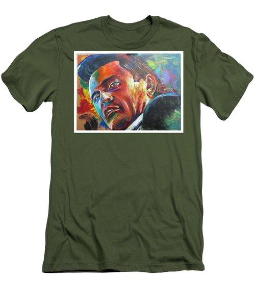 The Cash Man Men's T-Shirt (Athletic Fit)