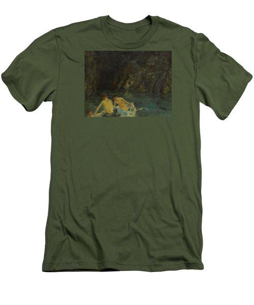 The Cavern Men's T-Shirt (Slim Fit)