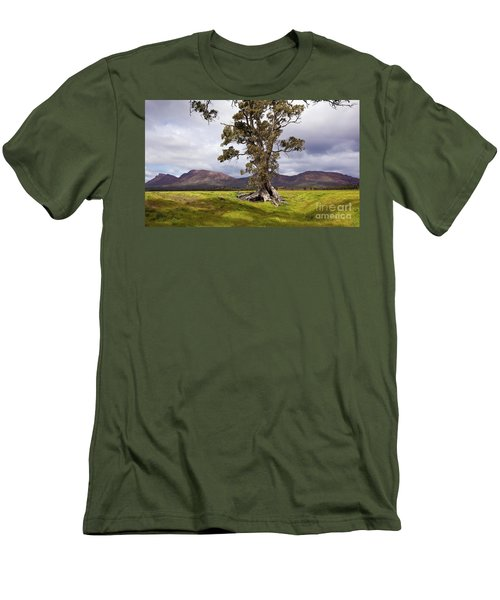 The Cazneaux Tree Men's T-Shirt (Athletic Fit)