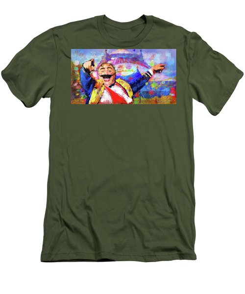 The Circus Men's T-Shirt (Athletic Fit)