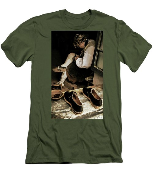 The Cobblers Window Men's T-Shirt (Athletic Fit)