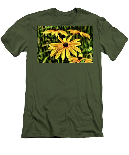 Men's T-Shirt (Athletic Fit) featuring the photograph The Colors And Details by Monte Stevens